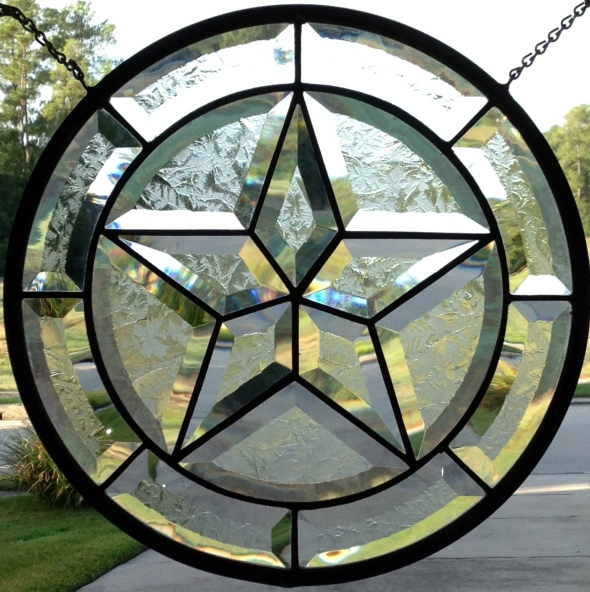 Beveled Texas Star