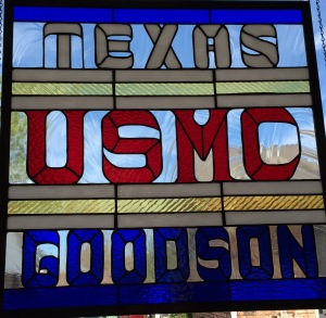 TEXAS USMC GOODSON